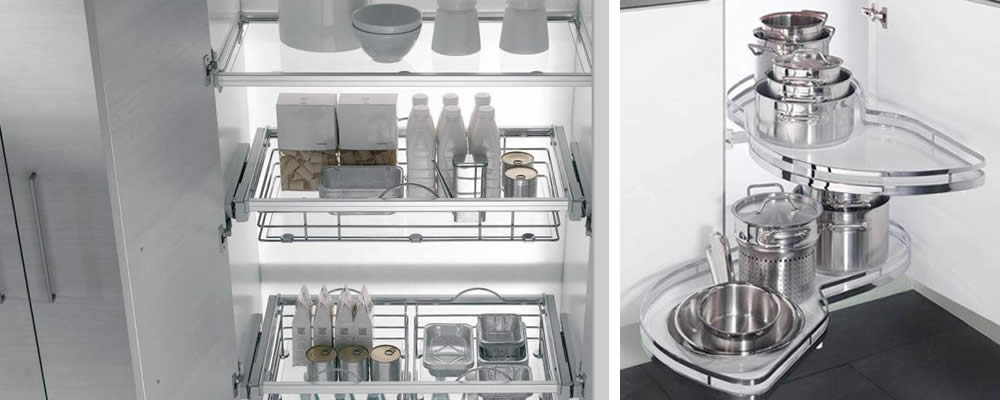 Accesorios De Muebles De Cocina - Ideas De Disenos - Ciboney.net